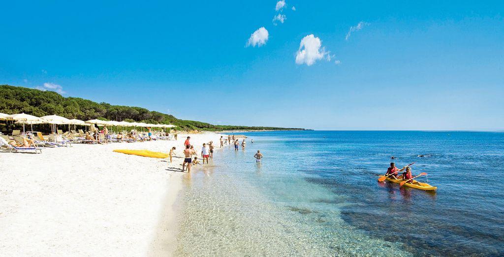 Sardegna meravigliosa, soggiorno al JannaSole beach resort ...