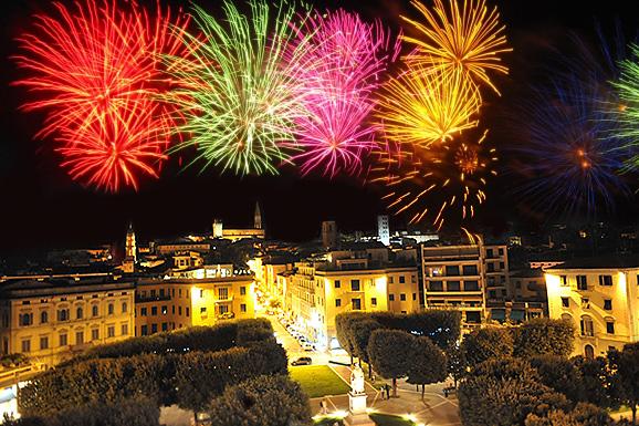 Capodanno ad Arezzo & dintorni.... sulle orme di Piero ...